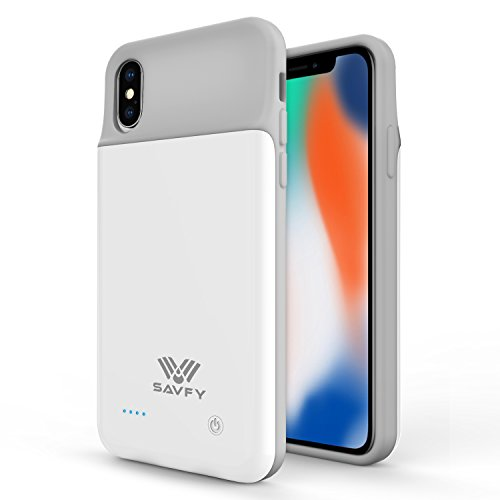 custodia carica batteria iphone x