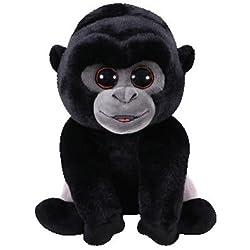 Ty Beanie Babies Bo, Gorila, 15 cm (United Labels Ibérica 42301TY)