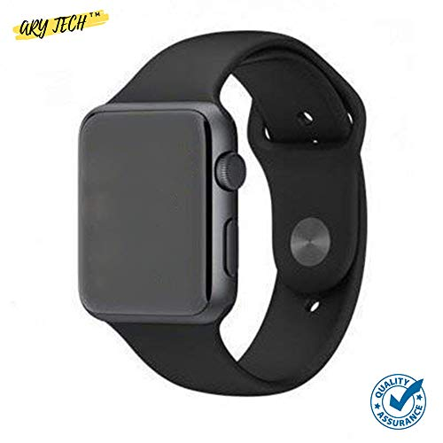 ARY TECH Wireless Bluetooth A1 Smart Watch with Camera | Sim Card and Memory Card |Installed Whatsapp Facebook Twitter | Compatible with All 3G & 4G Android/iOS Smartphones (Black)