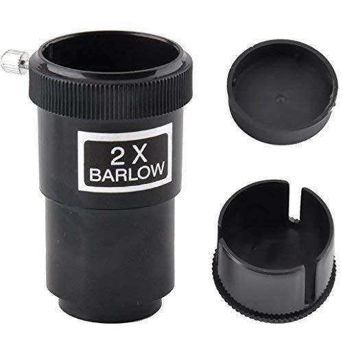 Gosky 1. 252x lente Barlow telescopios newtonianos
