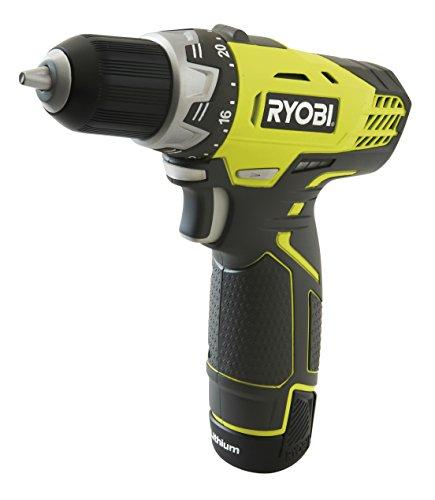 Ryobi RCD12011L (12 V / 1,3 Ah / 5-teilig)