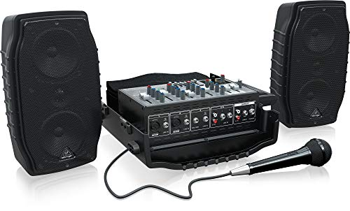 Behringer EUROPORT PPA200 Portable PA-Anlage