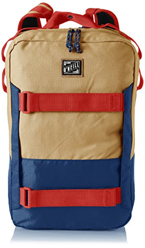 O 'Neill BM Boarder Plus Backpack Mochila, Hombre, BM Boarder Plus Backpack, Apple Cinnamon, 0