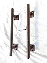 Tirador puerta herrajes forja granero rustico tirador mango de hierro armario habitación cocina Modelo Antique