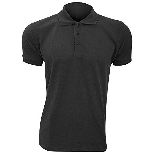 SOLs Herren Prime Pique Polo-Shirt, Kurzarm Weiß