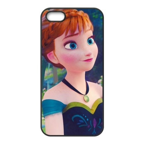 iPhone 5/iPhone 5S Case Coque, Screen Protector pour iPhone 55S, Frozen Designs iPhone 5S Case, iPhone 5/iPhone 5S Coque de protection Case