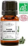 Huile essentielle de Sauge sclarée BIO - MyCosmetik - 10 ml