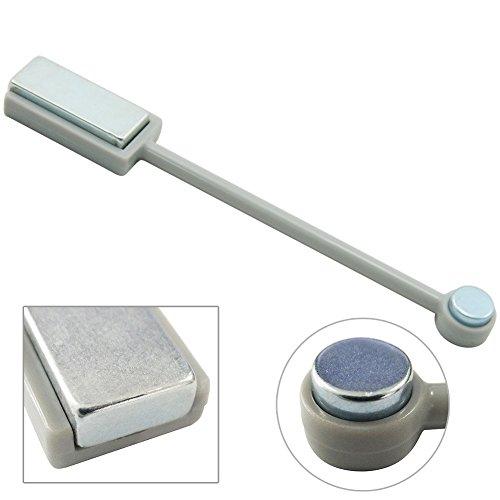 Saint-Acior maniküre Magnet Magnetische Doppelkopf 3D Platten für Katzenaugenmagneten Cat Eyes UV Nagellack Nageldesign Werkzeug