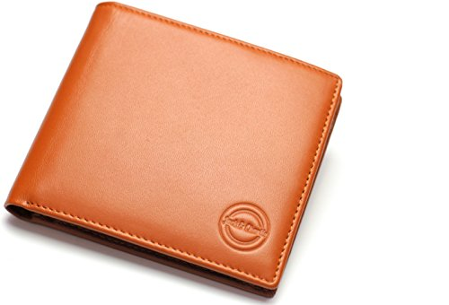 premium-two-tone-leather-designer-bifold-mens-wallet-with-coin-pocket