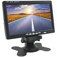 Vetrineinrete/® Monitor 7 specchietto retrovisore per auto camper comandi touch schermo LCD M12
