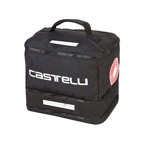 Castelli - Race Rain Bag, color black
