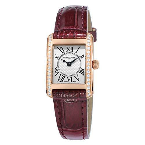 Frederique Constant Geneve New Carree Ladies FC-200MCD14 Reloj de Pulsera para Mujeres