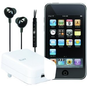 iLuv Smart Kit for iPod Touch Jwin Mp3-player