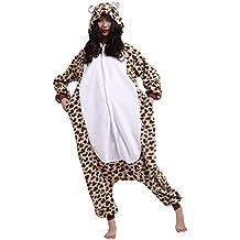 Wamvp Pijama Invierno Mujer Animal Carnaval Disfraz Cosplay Adultos Unisex