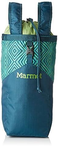 Marmot 24970-4753 Sac Banane de Randonnée Mixte Adulte, Deep Teal/Jewel Green, Taille S