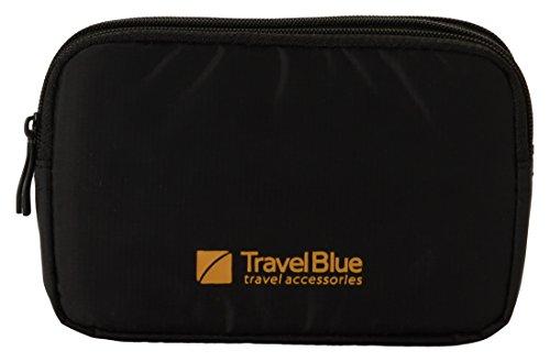 Travel Blue Marsupio sportivo 738 Nero 12 L