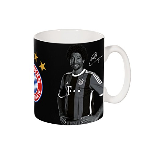 FC Bayern München Tasse, Kaffeebecher, Kaffeetasse Dante