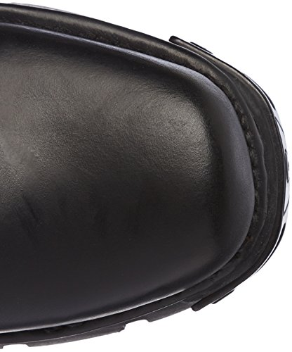 New Rock M 373 S18, Bottes Motardes Mixte Adulte Noir (Black)