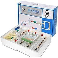 Kays Schröpfen Set 24Cups Set TCM Massage Schröpfen Therapie Set, Schröpfen Glas, Vakuumpumpe Magneten Biomagnetische... preisvergleich bei billige-tabletten.eu