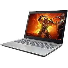 """Lenovo IdeaPad 320 17.3"""" HD+ Multimedia Flagship Laptop PC Intel Dual Core I5-7200U Up To 3.1GHz 8GB DDR4 RAM 1TB HDD DVD-RW 802.11AC WiFi HDMI USB3.0 Bluetooth 4.1 HD Webcam Win 10 Silver"""