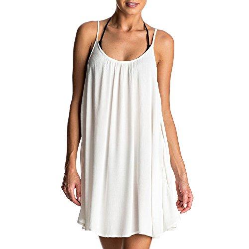 Roxy Windy Robe Femme Marshmellow