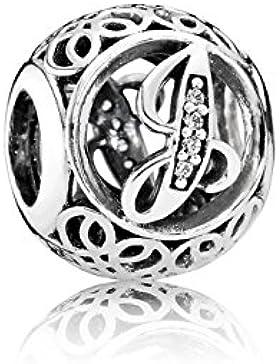 Pandora Damen-Charm Vintage J