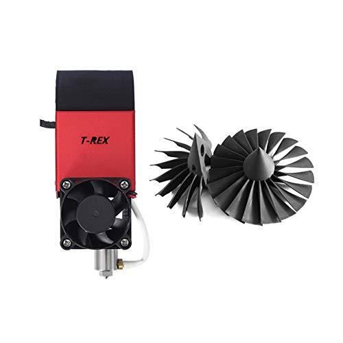 formbot T-Rex 2+ 500–Impresora 3d a doble estrusore y grabador láser