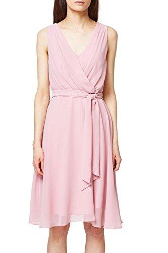 ESPRIT Collection Damen Kleid 058EO1E027, Rosa (Pink 670), 34