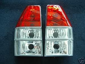 Rot Klare Rückleuchten Polo 86c Ii Coupe Auto