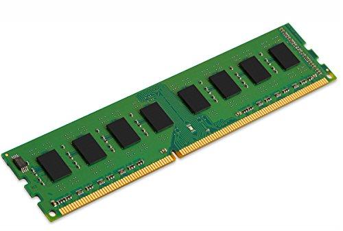 Kingston KVR16N11/8 Memoria RAM da 8 GB, 1600 MHz, DDR3, Non-ECC CL11 DIMM, 240-pin, 1.5 V