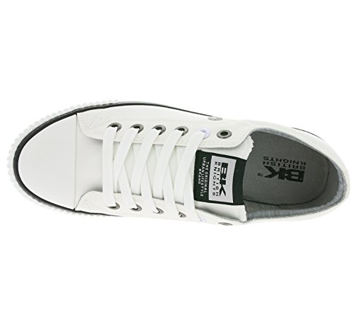 British Knights Master lo – Low-Top da uomo sneakers White