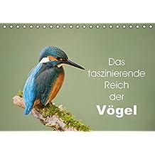 Das faszinierende Reich der Vögel (Tischkalender 2018 DIN A5 quer): An alle Vogelfreunde, lassen sie sich berühren und beigeistern. (Monatskalender, ... [Kalender] [Apr 04, 2017] Schörkhuber, Johann