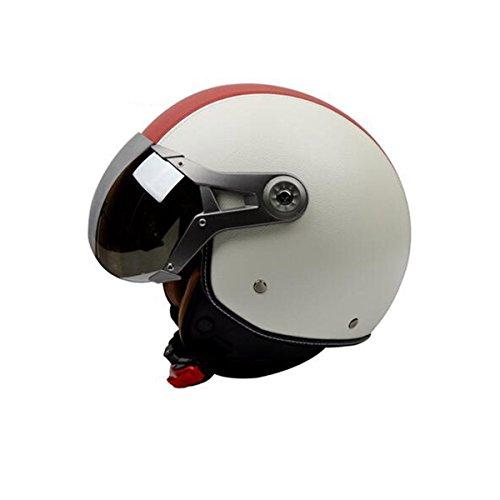 Tzq casco casco casco protettivo portatile impermeabile portatile da corsa da viaggio di alpinismo per le signore degli uomini polverosi,a-onesize