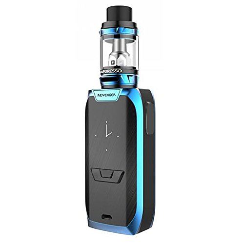 Vaporesso Revenger 5W-220W TC Starter Kit with 2ml NRG Tank (Blue)