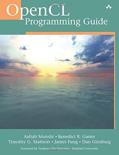 OpenCL Programming Guide (OpenGL) por Aaftab Munshi