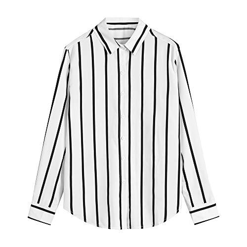 Makefortune Lässige Business-Hemden für Männer mit Ärmeln und vertikal gestreiften Kleidern Regular-Fit-Langarmhemden mit Vichy-Karomuster Lässige Hemden mit Knöpfen - Coca Cola Kleid Kostüm