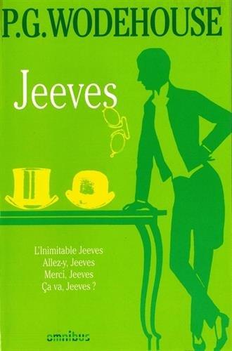 Jeeves par P.G. WODEHOUSE