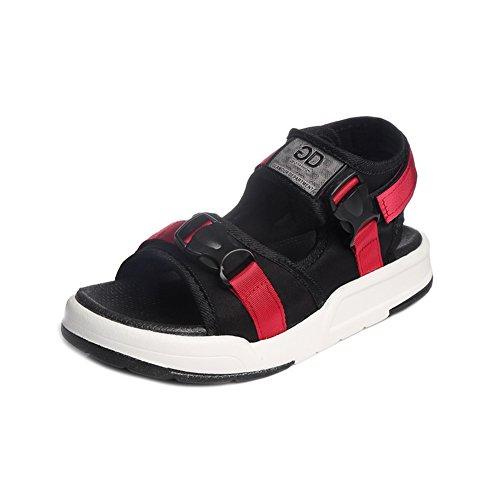 Sandali estivi di sabbia sportiva/Aumenta le scarpe basse selvagge B