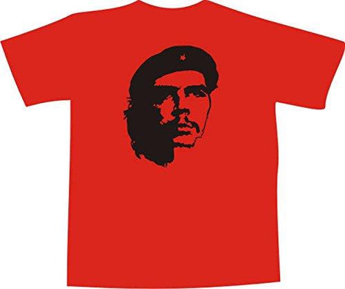 T-Shirt Che Guevara bedruckt NEU S-XXL Rot