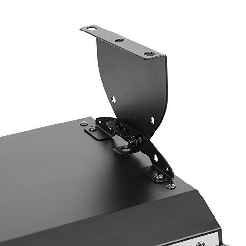Blumfeldt Cosmic Beam Ultra • Heizstrahler • Infrarotstrahler • Terassenheizer • Leistung 2200 W • IPX4 Schutzart • Fernbedienung • inklusive Montagematerial • Fernbedienung • Eco-Modus • schwarz - 6