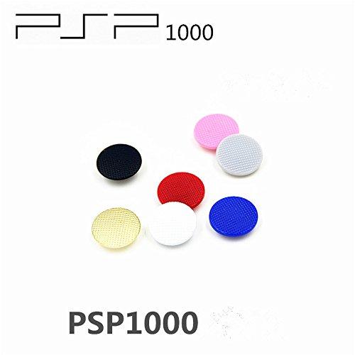 og Joystick Stick Button Controller Kappe Thumbstick, für Fat PSP 1000PSP 1001(Bunt) ()