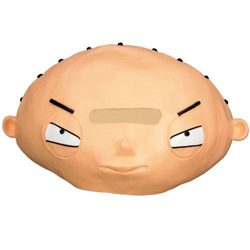 Cesar Family Guy Stewie Erwachsene Vinyl Maske (Family Guy Family Kostüme)