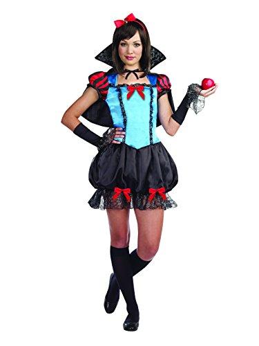 Märchen Prinzessin Teen Damen Fasching Karneval Kostüm Costume (Bösen Teen Kostüme)