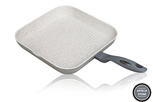 moneta-mammola-stone-parrilla-de-acero-28-x-28-cm-recubrimiento-cermico-apto-para-lavavajillas