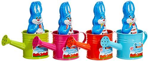 kinder Schokolade  Hase in Gießkanne  55g, 4er Pack (4 x 55 g)