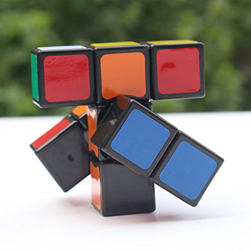 1X3X3 cubo mágico flojo de la velocidad Cubo Twist rompecabezas 133 Tearse liso del cerebro