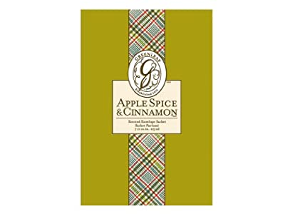 Greenleaf Apple Spice & Cinnamon Scented Sachet - Large from Greenleaf
