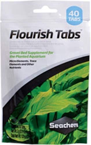 Seachem Flourish Tabs 40Count