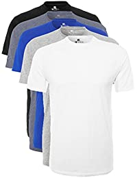 Lower East  T-Shirt Homme Lot de 5