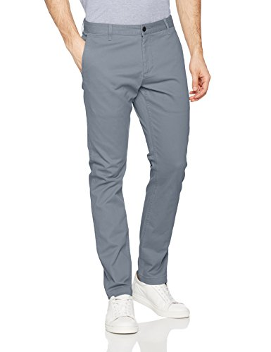 Dockers Herren Hose Pacific-Skinny Tapered Blau (Acadia Blue 23)